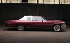 1974 Cadillac Coupe DeVille d'Elegance
