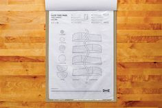 advertising agency leo burnett conceived \'cook this page\' – a collection of easy-to-make recipes printed on parchment paper with food-safe ink.