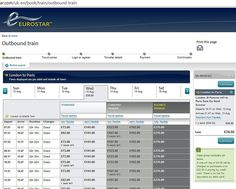 Eurostar a bajo costo y alta veliocidad! Descubre cómo y cuándo reservar.  By Mochilero en Europa, via Flickr