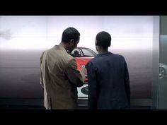 Technology at Audi City - YouTube