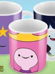 Caneca Princesa Jujuba - Adventure Time (Hora de Aventura) - Eu Compraria!