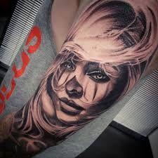 Risultati immagini per chicano tattoo style