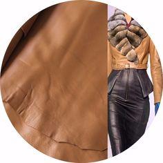 Biscotto Lamb Nappa | East Coast Leather