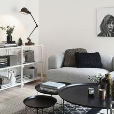 Lampe placering - grafisk indretning