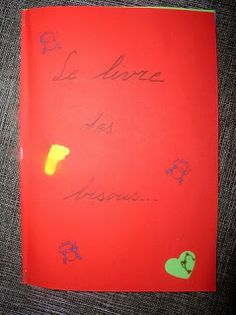 Le livre des bisous pour papa  avec lila