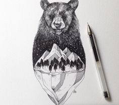 blackinkpenillustrations0