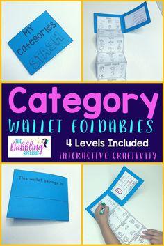 category wallet fold