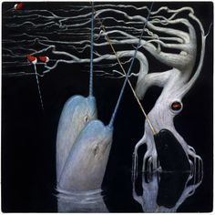 """""""The other Albino Tree"""", by Bill Carman"""