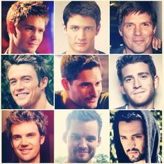 The guys of one tree hill