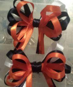 Small bows $6ea. Or 2/$10