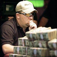 Chris Moneymaker, professional poker player