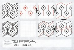 Zippa by Neil Burley