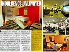 Rat Race, Salons, Spa, Lounges