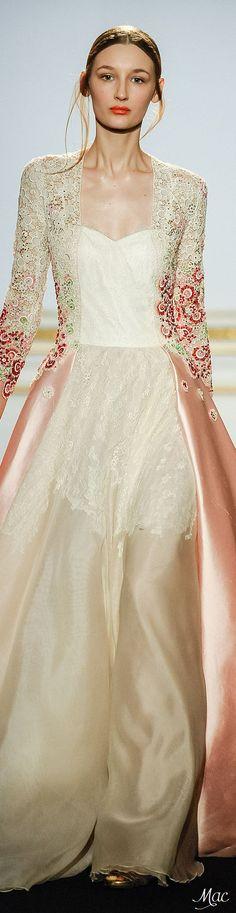 Haute Couture Spring 2015 Dany Atrache