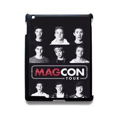 Magcon Boys Tour Poster TATUM-6779 Apple Phonecase Cover For Ipad 2/3/4, Ipad Mini 2/3/4, Ipad Air, Ipad Air 2