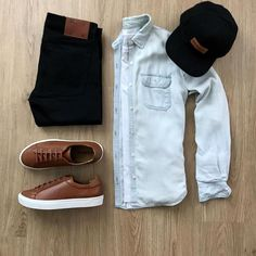 This is New classy mens fashion 9629 classymensfashion is part of Mens outfits - High Fashion Men, Latest Mens Fashion, Fashion Wear, Girl Fashion, Style Masculin, Look Man, Casual Wear For Men, Casual Shirts For Men, Joko