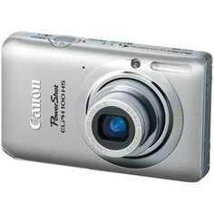 Canon PowerShot ELPH 100 HS 12.1 MP CMOS Digital Camera with 4X Optical Zoom (Silver), Best Gadgets