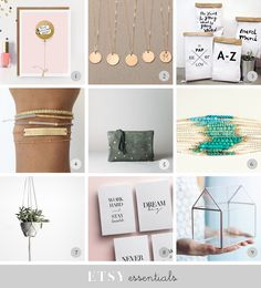 Etsy essentials on passionsforfashion