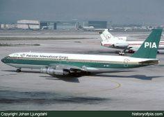 PIA Cargo Boeing 707-340C