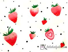 Fruit, Watercolor Painting, Green, Paintings, Illustrations, Colors, Artists