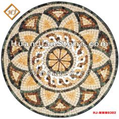 mosaic medallion tile supplier - HuanJian supply mosaic medallion ...