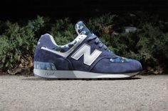 Image of New Balance 2013 Fall/Winter 576 Navy/Camo