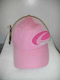 Pukka Women's Golf Hat Pink Be Original New With Tags #Pukka #BaseballCap