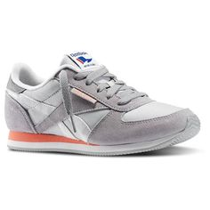 Reebok - Classic Jogger Mgh Solid Grey/Steel/White/Matte Silver/Coral M46387