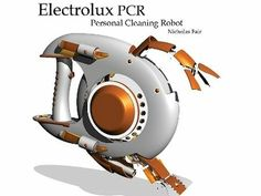 2012 PCR, the robot Who Will do the cleaning for you
