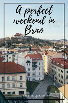 Brno - second largest city of the Czech Republic - boasts everything you need for a great weekend escape without being as crowded as Prague!