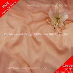 12mm silk crepe de chine fabric-peach http://www.silkfabricuk.com/12mm-silk-crepe-de-chine-fabricpeach-p-360.html