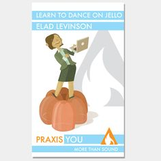 Download Elad Levinson's free ebook, Learn to Dance on Jello.  To dance on jello is to gracefully handle stress and change. This is especially key for leaders, as the ground beneath their feet is constantly – and rapidly – changing.