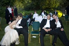 This is a #photograph which was taken at #Cambridge ball in 2007.