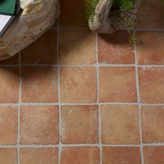 Square Terracotta Floor Tiles available from Period House Store, order on-line or call our sales office on 01748 Stone Tile Texture, Tiles Texture, Stone Tiles, Bathroom Floor Tiles, Tile Floor, Downstairs Bathroom, Stone Flooring, Kitchen Flooring, Hall Tiles