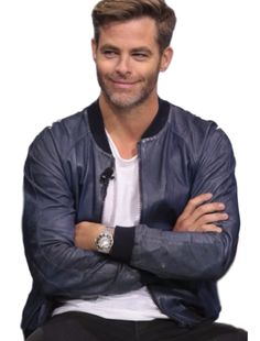 #Star_Trek Chris Pine Jacket This cool and synthetic leather jacket in blue color is just a win-win.  buy this jacket click the link: http://www.samishleather.com/product/chris-pine-star-trek-beyond-blue-jacket?utm_content=buffer24de6&utm_medium=social&utm_source=pinterest.com&utm_campaign=buffer