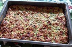 Cuketová baba, ktorú milujú aj mäsožravci (fotorecept) - Recept Hunger Strike, How To Dry Basil, Lasagna, Macaroni And Cheese, Ale, Recipies, Food And Drink, Vegetarian, Herbs