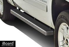 "Chrome Oval Bent 4/"" Side Step Nerf Bar Rail for 2011-2016 Dodge Ram Reg//Std Cab"