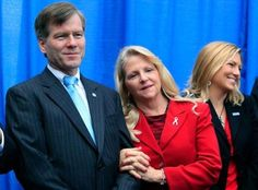 Former Virginia Governor Bob McDonnell and wife indicted for accepting gifts  http://www.examiner.com/article/former-governor-bob-mcdonnell-and-wife-indicted-for-accepting-gifts