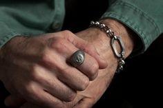 Mens Bracelet Gift for Dad Bracelet Mens Infinity Bracelet | Etsy