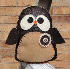 Corduroy Crafts » owl