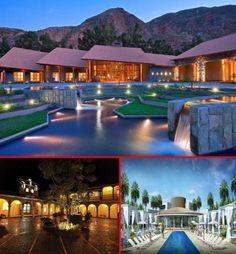 Top 10 Most Wanted Hotels In The World 2012-2013, Tambo Del Inka Resort & Spa-Urubamba, Peru
