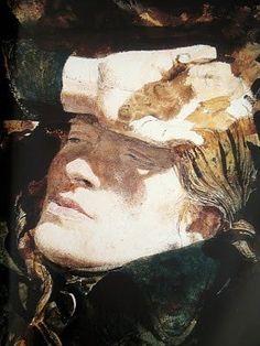 Helga Testorf by Andrew Wyeth (1917–2009)