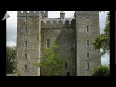 Tribute video to the castles in Ireland. Enjoy over 20 minutes of beautiful castles and castle ruins with building date(s) and person(s) who built them while listening to Irish music.  www.youtube.com/user/justalady9