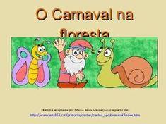 O carnaval-na-floresta