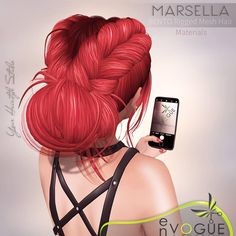 Hair Fair, Ombre Color, Hairstyle, Limo, Bento, Maps, Studio, Colors, Marseille