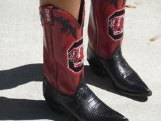 Carolina Boots!!!
