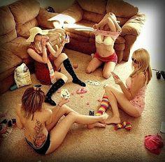 Girls & Poker