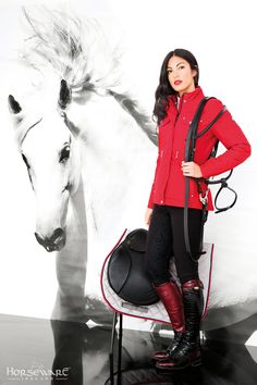Horseware Platinum Collection A/W15: Lea waterproof jacket | Siena ladies breeches
