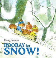 Hooray for Snow!