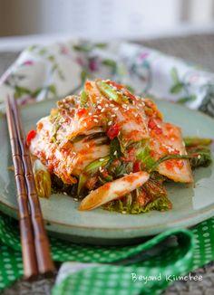 Vegan Kimchi | Beyond Kimchee